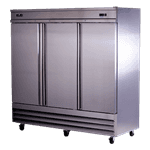 Spartan Refrigeration STF-72 Reach-In Freezer