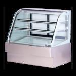 Spartan Refrigeration SD-48 Curved Glass Deli Case