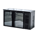 Spartan Refrigeration SGBBB-58-SL Refrigerated Back Bar Cooler