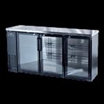 Spartan Refrigeration SGBBB-72 Back Bar