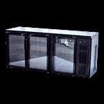 Spartan Refrigeration SGBBB-79-SL Refrigerated Back Bar Cooler
