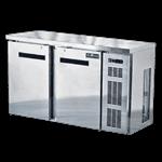 Spartan Refrigeration SSBB-58-SL Refrigerated Back Bar Cooler