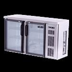 Spartan Refrigeration SSGBB-58-SL Refrigerated Back Bar Cooler