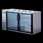 Spartan Refrigeration SSGBB-60 Back Bar