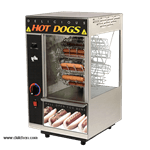 Star Mfg. 174CBA Broil-O-Dog Hot Dog Broiler