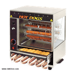 Star Mfg. 175CBA Broil-O-Dog Hot Dog Broiler