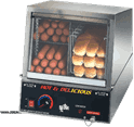 Star Mfg. 35SSA Hot Dog Steamer with Juice Tray