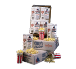"Star Mfg. CC36-4OZ Chief's Choice"" Portion Pack Popcorn"