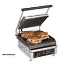 "Star GX10IG-120V (QUICK-SHIP) Grill Express"" Two-Sided Grill"