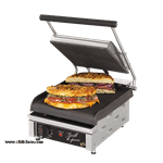 "Star Mfg. GX10IG Grill Express"" Two-Sided Grill"