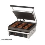 "Star Mfg. GX14IS Grill Express"" Two-Sided Grill"