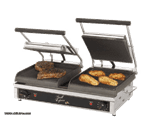 "Star GX20IG-240V (QUICK-SHIP) Grill Express"" Two-Sided Grill"