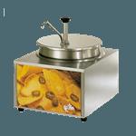 "Star Mfg. 11WLA-P ""Heat & Serve"" Cheese Warmer"
