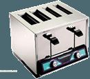 Toastmaster HT424 Pop-Up Toaster
