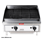 Toastmaster TMLC24 Lava Rock Charbroiler