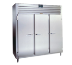 Traulsen RDT332NUT-FHS Spec-Line Refrigerator/Freezer Dual Temp Cabinet