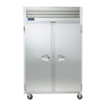 Traulsen G20013-032 52.13'' 46 cu. ft. Top Mounted 2 Section Solid Door Reach-In Refrigerator