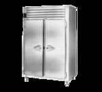 Traulsen RHT226WP-FHS 58'' 43.5 cu. ft. 2 Section Solid Door Pass-Thru Refrigerator