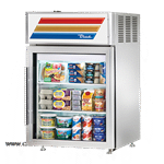 True Food Service Equipment GDM-05-S-LD Countertop Refrigerated Merchandiser