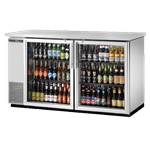 True Manufacturing Co., Inc. TBB-24-60G-S-HC-LD Back Bar Cooler