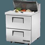 True Manufacturing Co., Inc. TSSU-27-08D-2-ADA-HC ADA Compliant Sandwich/Salad Unit