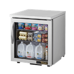 True Manufacturing Co., Inc. TUC-27G-LP-HC~FGD01 Low Profile Undercounter Refrigerator