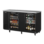 Turbo Air TBB-24-60SG-N Narrow Back Bar Cooler