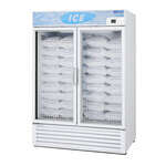 Turbo Air TGIM-49W-N Ice merchandiser