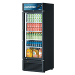 Turbo Air TGM-23SD-N6 Super Deluxe Refrigerated Merchandiser