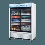 Turbo Air TGM-48R-N Refrigerated Merchandiser