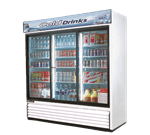 Turbo Air TGM-69R-N Refrigerated Merchandiser