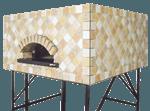 Univex DOME39S Artisan Stone Hearth Square Pizza Oven
