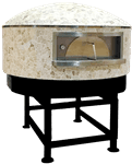 Univex DOME47GV Artisan Stone Hearth Domed/Round Pizza Oven