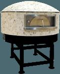 Univex DOME59GV Artisan Stone Hearth Domed/Round Pizza Oven