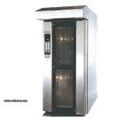 Univex EFRBO100000 Roll-In Fixed Rack Bakery Oven