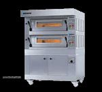 Univex PSDE-1D Pizza Stone Deck Oven