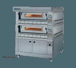 Univex PSDG-2B Pizza Stone Deck Oven