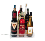 Update International ABO-3X3 Wine Bottle Display