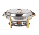 Update International DC-3DF Chafer Food Pan