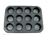 Update International MPNS-12 Muffin/Cup Cake Pan