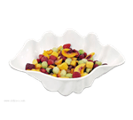Update International SSB-1W Shell Salad Bowl