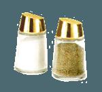 Vollrath 802G-12 Dripcut® Continental Collection Salt & Pepper