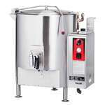 Vulcan GT100E Fully Jacketed Stationary Kettle