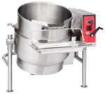 Vulcan SUPPORT PAN Stainless steel receiving pan support (K tilt kettles