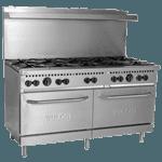 Vulcan SX60-10B SX Series Restaurant Range