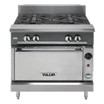 Vulcan V2BG8TC V Series Heavy Duty Range