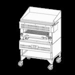 Vulcan VST3B Heavy Duty Chophouse Broiler