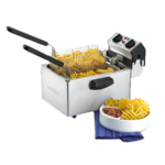 Waring Commercial Waring WDF75B Countertop Deep Fryer