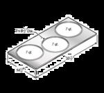 Wells 22589 Adapter Top