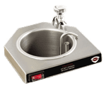 Wells HDW-2 Water-Saver Heated Disher Well